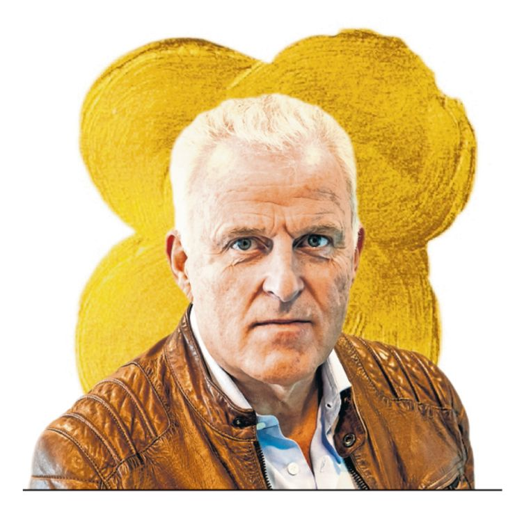 Gouden Peter R de Vries. Beeld