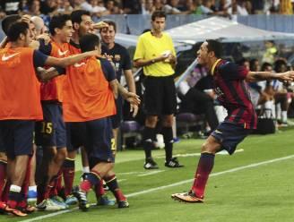 Barça wint ook zonder Messi, maar ziet zwaar af in Malaga
