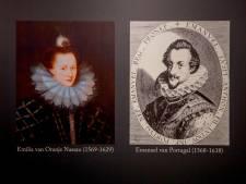 Amalia en Emilia hand in hand in Wijchen: kamers en zalen van Kasteel krijgen na verbouwing historische namen
