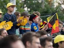 """""""Wout wint met een straat voorsprong"""": Antwerpse wielerfans zorgen voor mooie apotheose van drie dagen WK-koorts"""