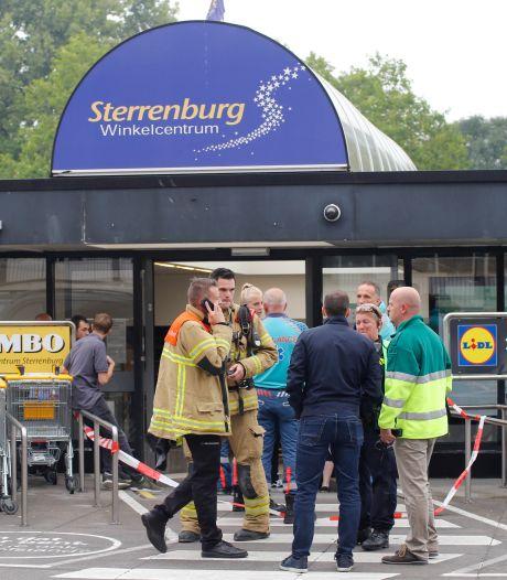 Winkelcentrum Sterrenburg voor korte tijd ontruimd na onwelwordingen