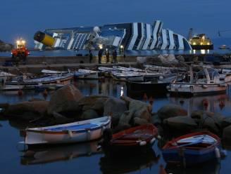 Duikers vinden lijk van vrouw in Costa Concordia