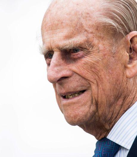 """Le prince Philip reste à l'hôpital, il souffre d'une """"infection"""""""