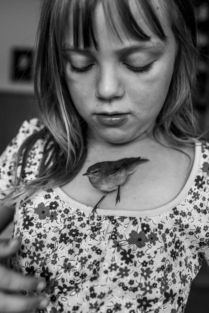 Eén van de foto's van Carla Kogelman