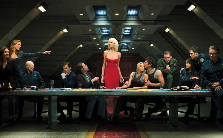 Battlestar Galactica Beeld rv