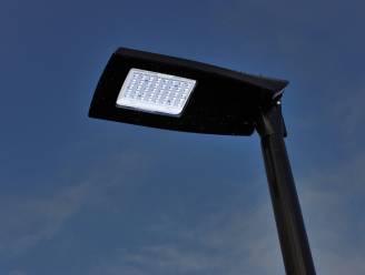 Bijna een kwart van straatverlichting heeft intussen ledverlichting