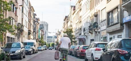 18 boetes voor het inhalen van fietsers in fietsstraten