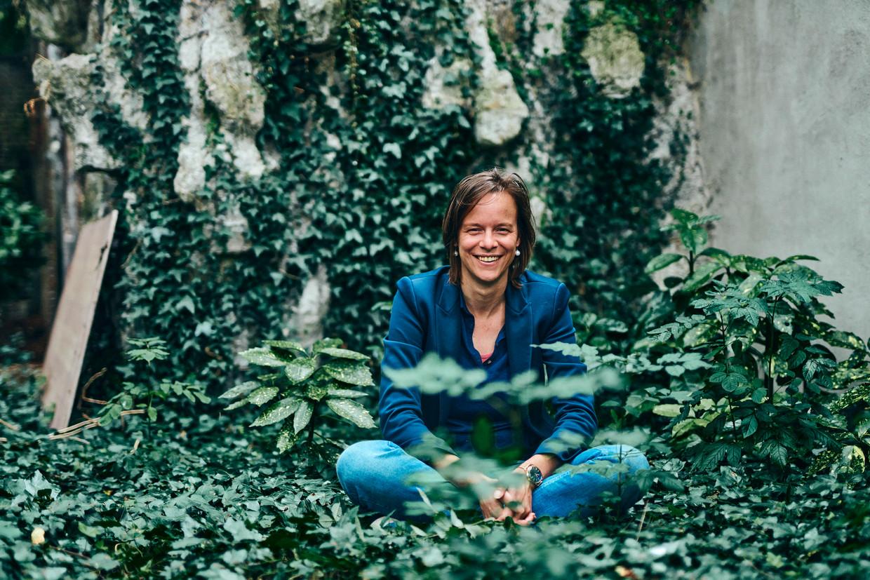 Ann De Craemer: 'De vinger leggen op oorzaken is het moeilijkste wat er is bij depressies.' Beeld Thomas Nolf
