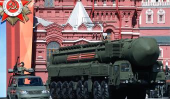 Nieuwe koude oorlog: ook de wapenwedloop is terug van weggeweest