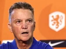 Chelsea-coach Tuchel geniet van Van Gaal: 'Hij heeft de ballen om zijn mening te geven'