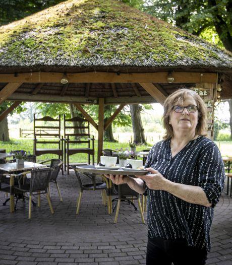 Tot je enkels in de modder: op Landgoed Schuilenburg was je ze schoon in de Regge