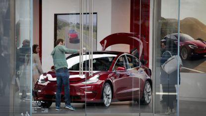Tegenslag voor Tesla: productiedoelstelling Model 3 wordt niet gehaald