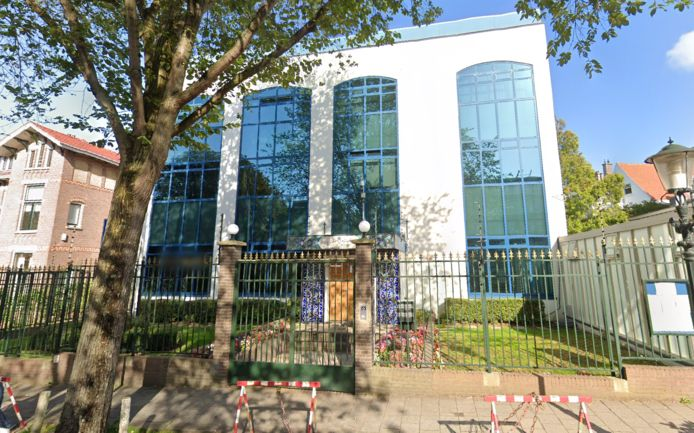 De Iranese ambassade
