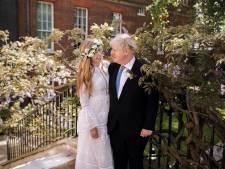 Boris Johnson in geheim getrouwd met Carrie Symonds