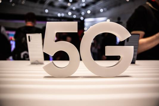Een koppositie van China op het gebied van 5G-technologie is een schrikbeeld voor de Amerikanen.