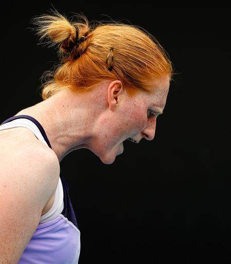 Alison Van Uytvanck éliminée dès le premier tour des qualifications à Madrid