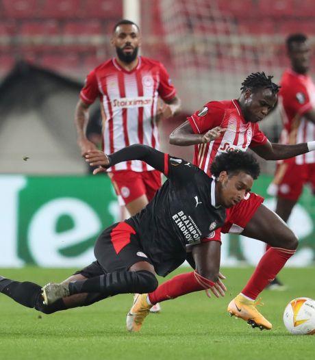 Kan PSV zorgen voor mirakel tegen Olympiakos?