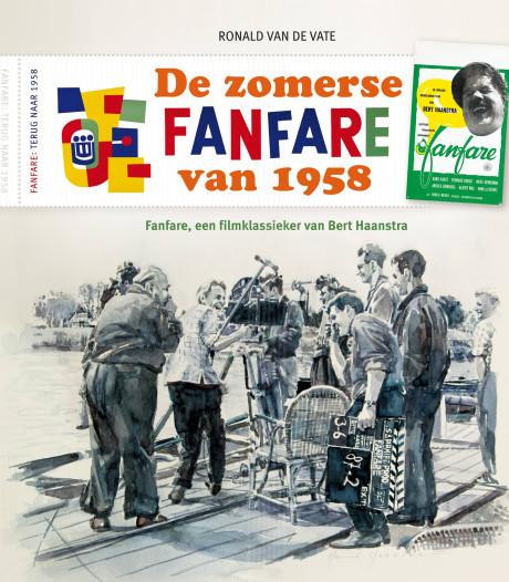 Verjaardag filmklassieker Fanfare gevierd met boek De Zomerse Fanfare van 1958