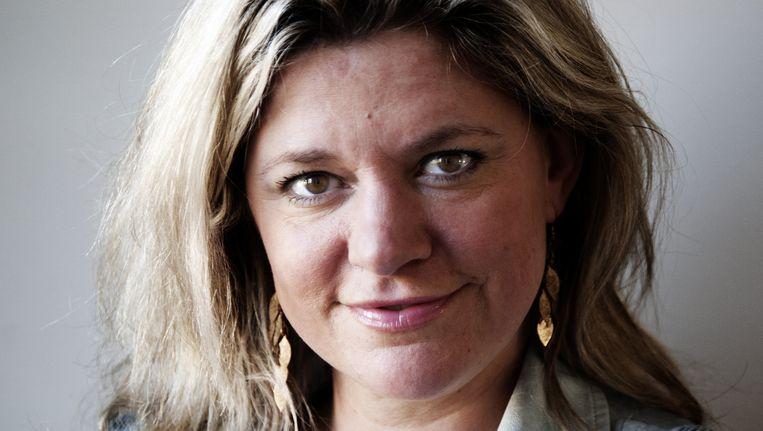 Ingeborg van Beek beschrijft in Levenshaast haar harde les. Beeld Ernst Coppejans