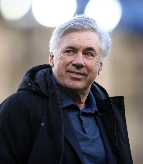 Carlo Ancelotti succède à Zinédine Zidane et redevient entraîneur du Real Madrid