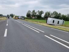 CDA informeert naar verkeersmeting N739 bij Beckum, die twee jaar geleden werd aangekondigd