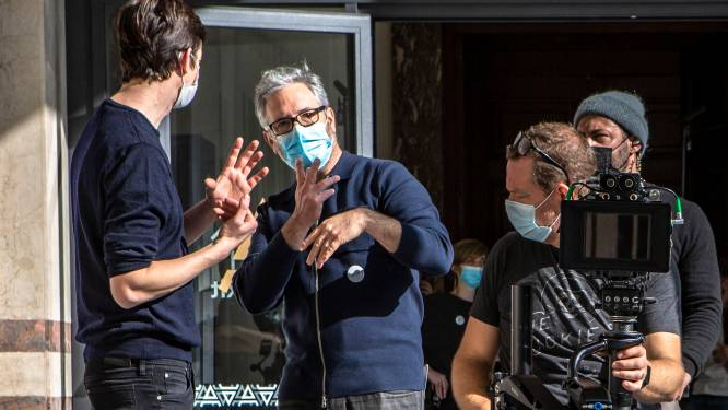 Regisseur Hans Herbots werkt aan verfilming Heizeldrama