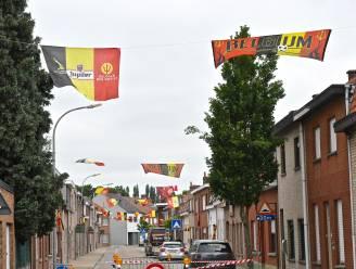 Geen EK-straatfeest, wel vlaggen in deel van Oude Beselarestraat