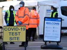 La situation se dégrade au Royaume-Uni: plus de 50.000 cas supplémentaires, une première depuis juillet