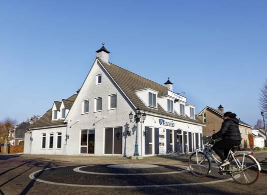 't Pakhuyzz in Schijndel ging in december bankroet. Het pand aan de Oude Steeg staat nu te koop of te huur.