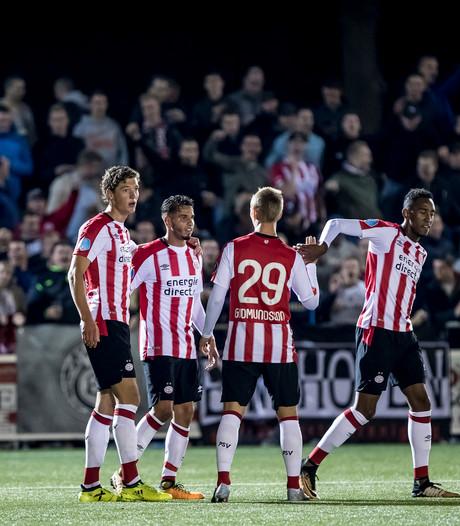 Adam Maher is nog niet klaar bij PSV