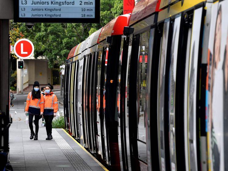 Face à un nouveau cluster, les habitants de Sydney ont interdiction de quitter la ville