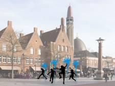Waalwijk wil meer spelende kinderen in het centrum: van fonteintjes tot beweegroute