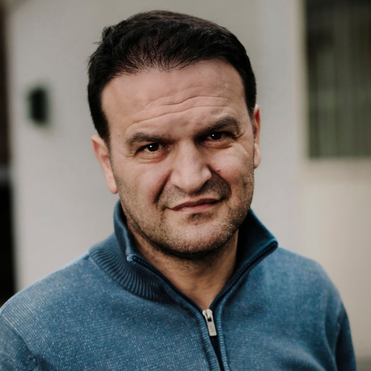 Yusuf Altuntas. Beeld Marc Driessen