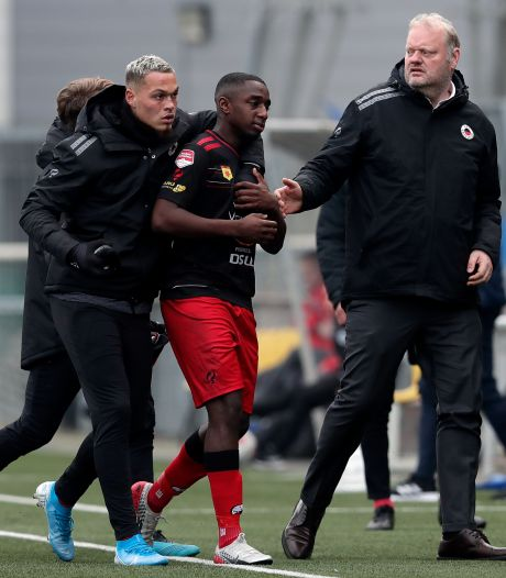 Racistisch bejegende Mendes Moreira haalt gram op Den Bosch-fans