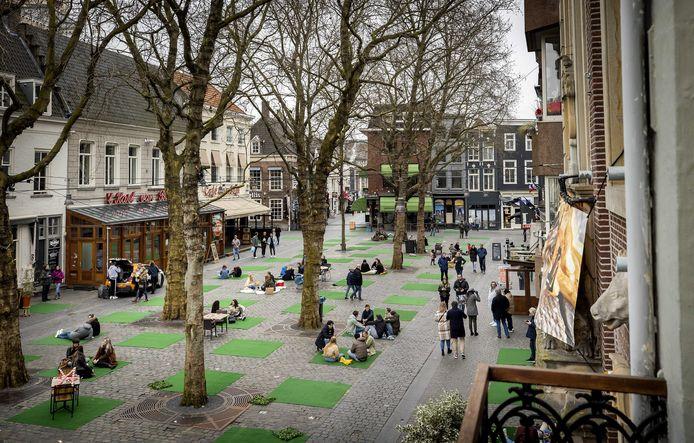 Picknick in Breda.