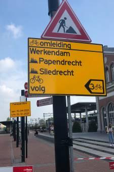 Meerdere mensen bekeurd voor fietsen op de busbaan in Dordrecht