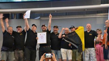 BBQ-team Smoke On The Wild Side kampioen in Wenen