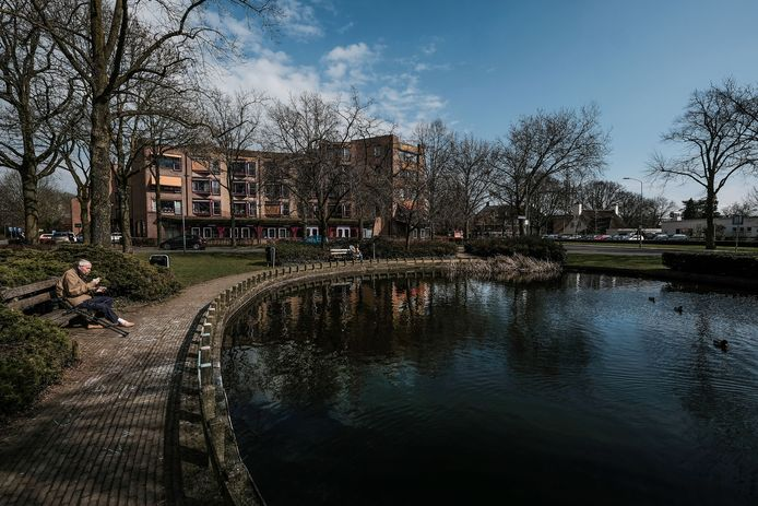 Woonzorgcentrum Pelgromhof in Zevenaar. Foto : Jan Ruland van den Brink