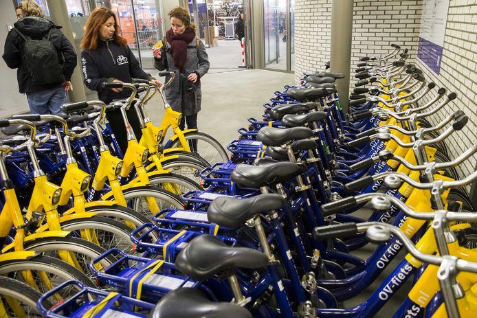 Bij NS kun je naast een trein al een fiets boeken. Wat de Vervoerregio betreft wordt mobiliteit echter nog veel breder bij elkaar gebracht.