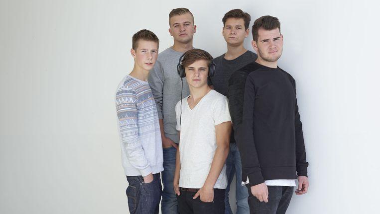 De nieuwe generatie top-dj's. Beeld Henk Wildschut