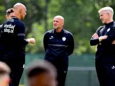 Meesterschap op de achtergrond: Dit zijn de assistenten die Thomas Letsch aan nieuw succes moeten helpen bij Vitesse
