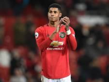 Rashford zweert trouw aan United: 'Denk niet dat ik ooit een ander shirt wil dragen'