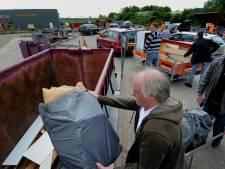 Grijze vuilniszak niet meer welkom in Zeeuwse milieustraten