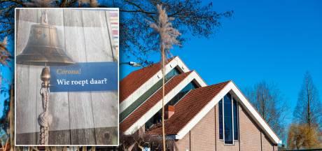 'Corona is een straf van God': brievenbusfolder van kerk doet wenkbrauwen fronsen