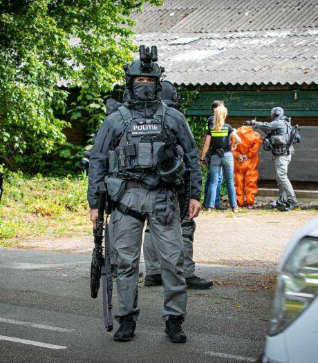 Kopstuk uit drugsorganisatie achter methlab Drempt opgepakt; ook Colombiaanse chauffeur ingerekend