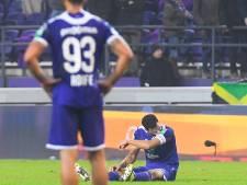 Panne offensive à Anderlecht: la pire attaque depuis 98 ans