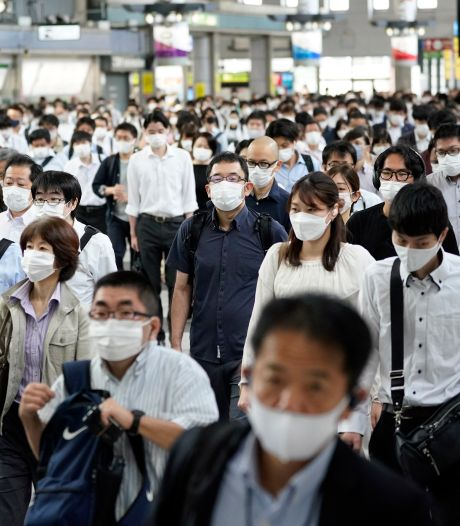 LIVE   Laagste aantal coronapatiënten op ic's sinds eind juli, Japan heft noodtoestand op
