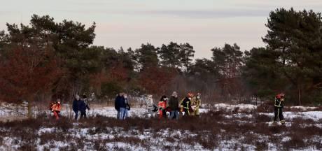Schaatsster raakt gewond op ijs bij Lattrop: brandweer wordt opgeroepen