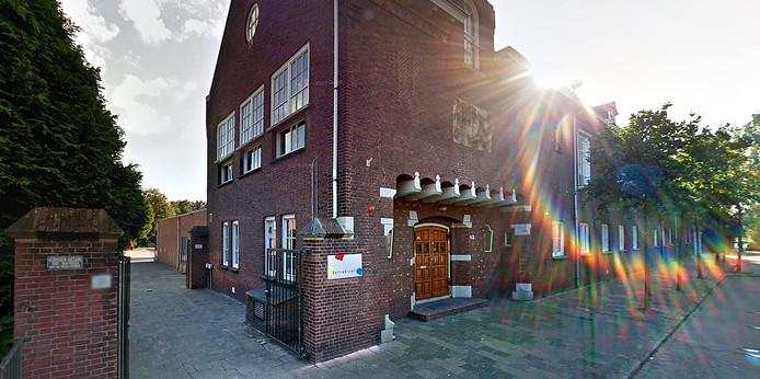 Gertrudislyceum aan Vincentiusstraat
