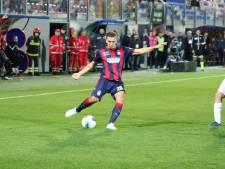 Bossche voetballer Moreno Rutten in Italië in epicentrum corona-gekte: 'Vorige week nog koorts gehad'